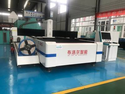 TS Series Pipe sheet integrated fiber laser cutting machine