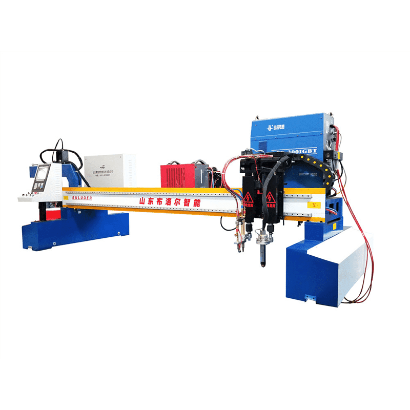 PriceList for Aluminum Laser Cutter - BLDH-Z Series Gantry Type Plasma Flame CNC Cutting Machine – Buluoer