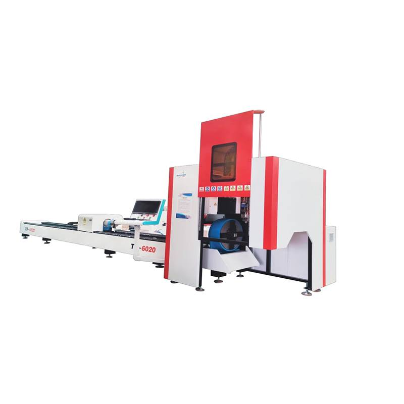 TP series tube fiber laser cutting machine Featured Image
