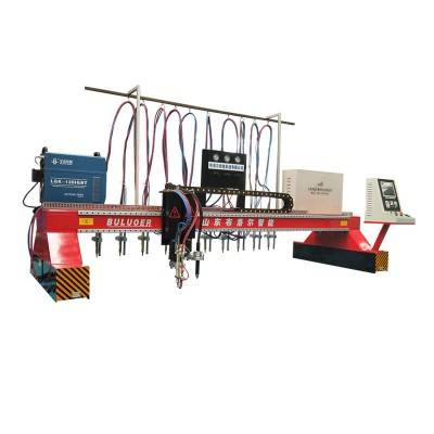 professional factory for Metal Plasma Cutting Machine - Gantry Type Straight Line CNC Cutting Machine – Buluoer