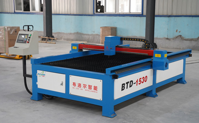 The CNC plasma cutting machine has changed the backward technology of the traditional cutting machine!