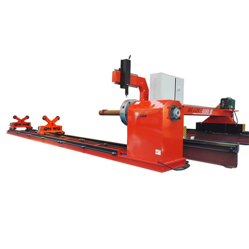 Factory Cheap Hot Metal Fiber Laser Cutting Price - BLGB Series Gantry Type Pipe Plate Integrated CNC Cutting Machine – Buluoer