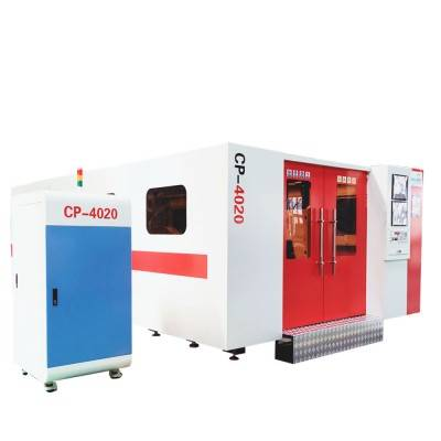 Personlized Products 6kw Fiber Laser - CP series fiber laser cutting machine – Buluoer