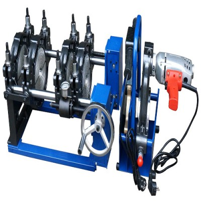 Hot-selling Butt Welding Price - Screw Manual Butt Fusion Machine-4clmaps – Suda