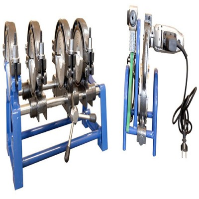 OEM/ODM Factory Hdpe Butt Wedling Machine - Common Manual Butt Fusion Machine-4clamps – Suda
