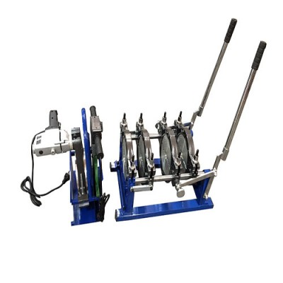 Discount Price Hdpe Butt Fusion Pipe Welding Machine - Hand Push Manual Butt Fusion Machine-4clamps – Suda