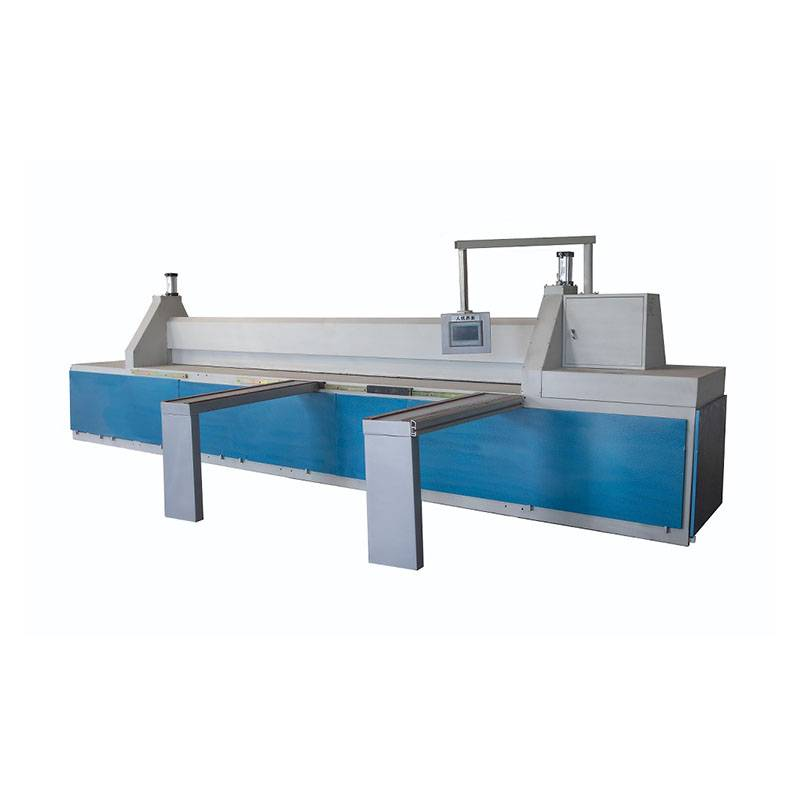 Automatic plastic sheet cutting machine Featured Image