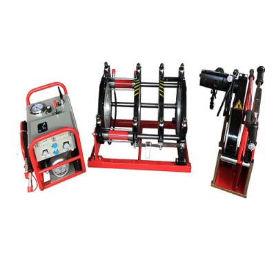 Factory Free sample Manual Butt Fusion Jointing Machine - 4~12 inch butt fusion machine – Suda