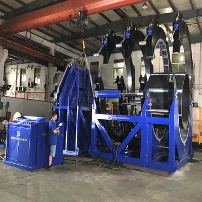 Manufacturing Companies for Hdpe Pipe Butt Fusion Welding Machines - High-Pressure Hydraulic Butt Fusion Machines – Suda