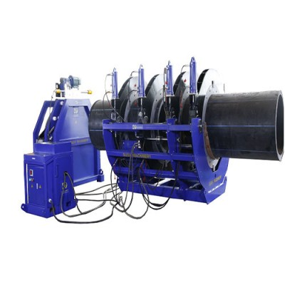 Leading Manufacturer for Pe Butt Joint Heat Pipe Welder - In-Ditch Hydraulic Butt Fusion Machines – Suda