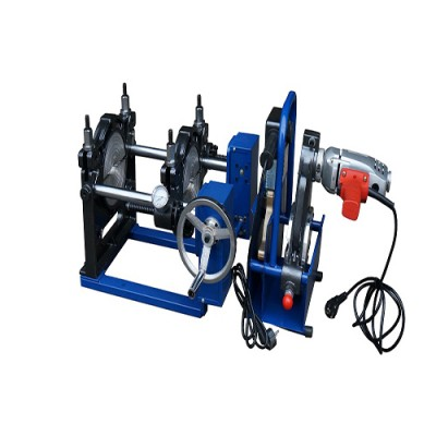 Best Price for Pe Pipe Manual Buttt Butt Fusion Welding Machine - Screw Manual Butt Fusion Machine-2clamps – Suda
