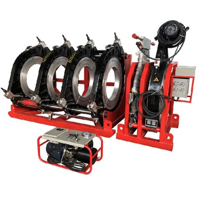 New Delivery for Butt Soldering Plastic Pipe Welding Machine - 24~36 inch butt fusion machine – Suda