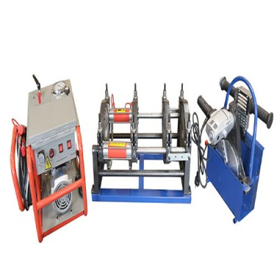 Rapid Delivery for Plastic Pe Pipe Butt Fusion Welding Machine - SUD160H Butt Fusion Machine – Suda