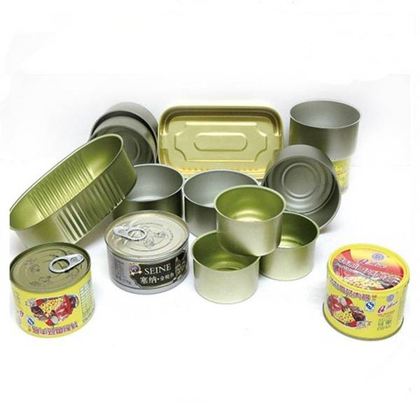 2020 wholesale price Empty Tin Can - 2-piece-ring pull-metal-tin can-for-packaging food – Byland