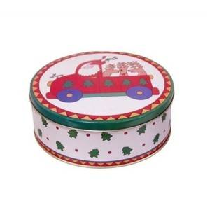 Hot Selling for Tinplate Caviar Box - Short Round Tin Boxes& Custom round tin packaging boxes – Byland