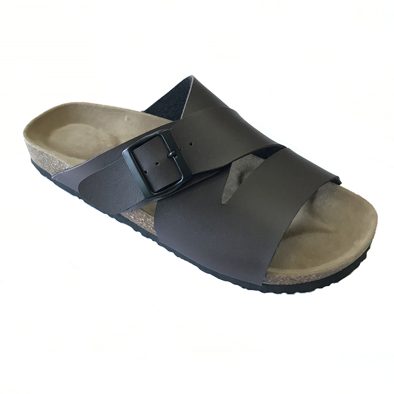 2020 New Style Men Summer Birk Foot-Bed Sole comfortable Slide Sandals Featured Image