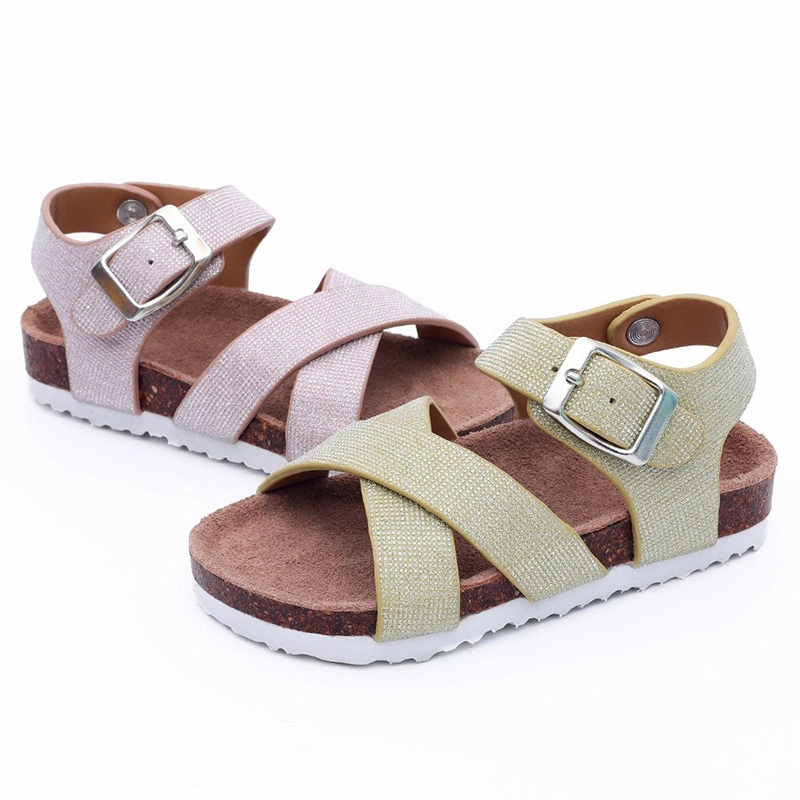 2020 Good Quality China Children Girl Sandal Kids Shoes EVA Summer Slipper Featured Image