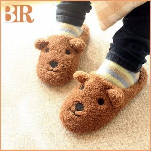 Reliable Supplier China Plush Shoes Soft Stuffed Winter Slipper