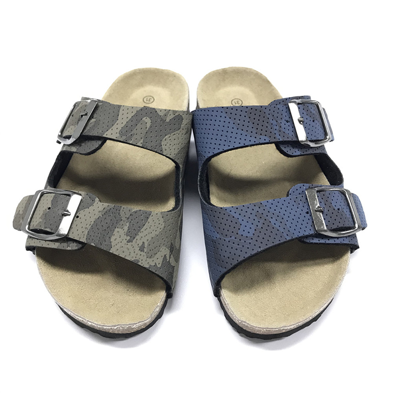 Good Design For Boy Comfort Bio cork Foot-Bed  Sandals and Slippers Featured Image