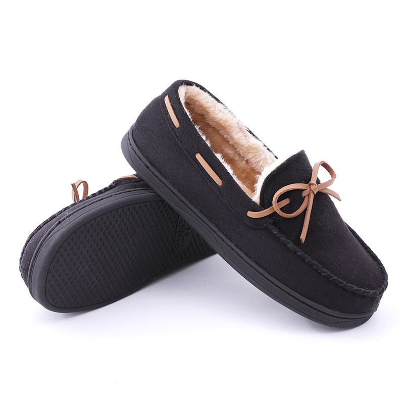 One of Hottest for Cork Sandals Boy - Classic moccasin-style slip-on women's comfortable Slipper – BYRING