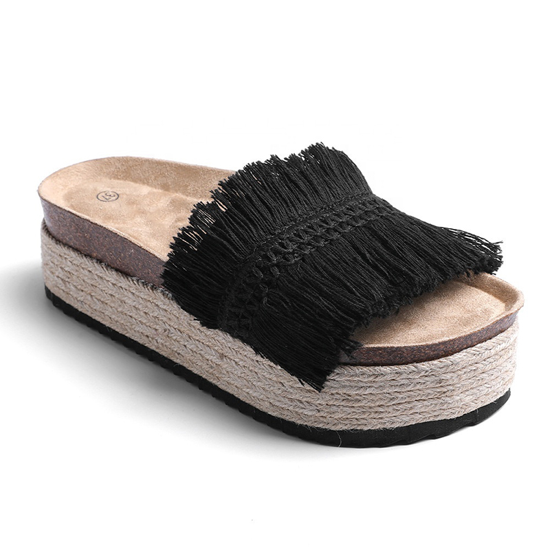 Amazon Hot House Indoor Outdoor Winter Memory Foam Plush Fur Lining Women's Slippers With Rubber Sole Featured Image