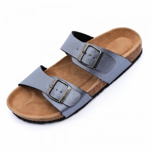 Hotsale Fashion Women comfort Sandals for Summer with Bio Cork Sole Arch Support