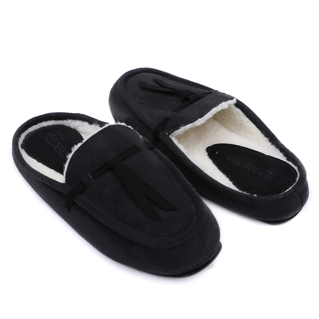 Manufacturer for Leather Sandals -  The Byring Good Item Mule Lady Winter Slippers – BYRING