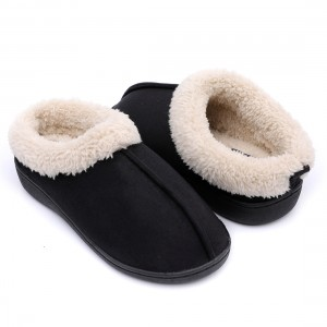 Quality Inspection for Sandals - Comfortable Women home Indoor Slippers made of Micro Fibre upper and antislip sole – BYRING