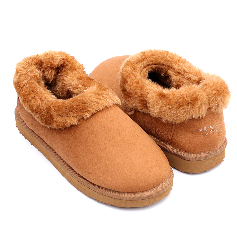 Best quality Birken - Good Quality Classical Micro Suede Upper Girls Women Winter Warm Short Snow Boots – BYRING