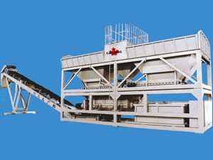 Factory source Bag Bitumen Melting Plant - Soil Mixing Plant – CLW – Ca-Long