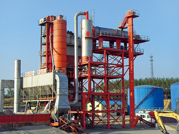 Chinese Professional Asphalt Recycling Machine - RAP Plant – CLR – Ca-Long