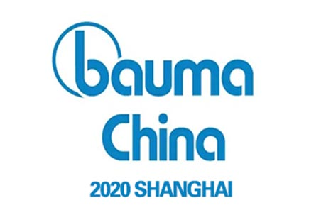 bauma CHINA 2020 in SHANGHAI