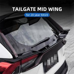 Wholesale 4runner Floor Mats - ROOF SPOILER FOR TOYOTA RAV4 – Deao
