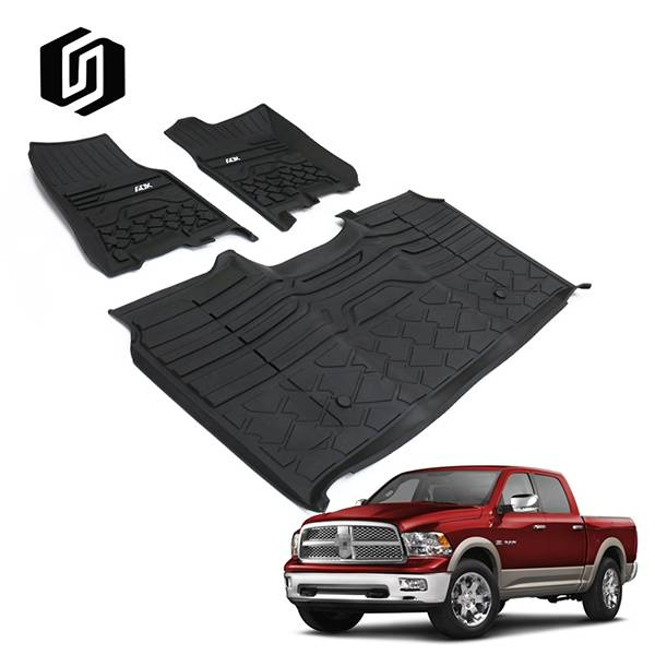 TPE CAR MAT FLOOR FOR DODGE RAM 1500 2019+