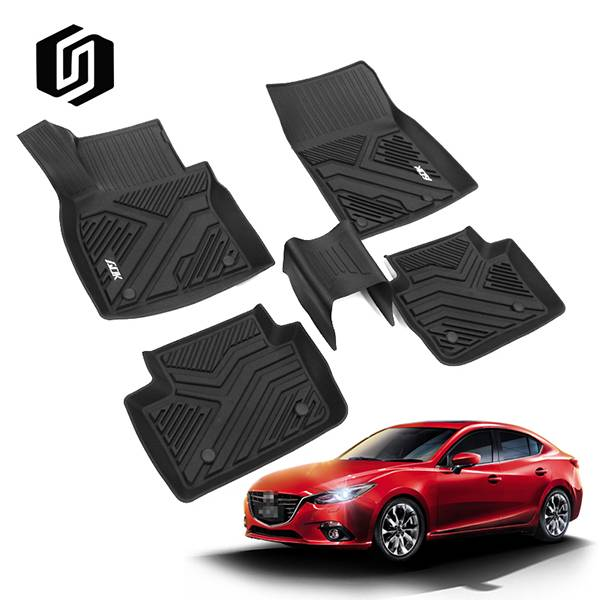 TPE CAR FLOOR MAT FOR MAZDA AXELA 2020+