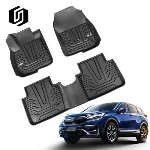 TPE CAR FLOOR MAT FOR HONDA CRV 2017+