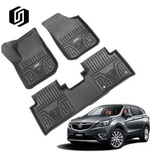 TPE CAR FLOOR MAT FOR BUICK ENVISION 2014+