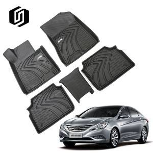 TPE CAR FLOOR MAT FOR HYUNDAI SONATA 2020+