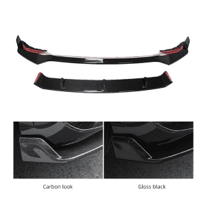 ABS MATERIAL CAR FRONT LIP FOR BMW X5