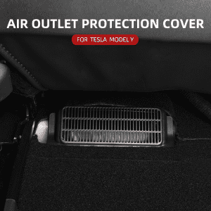 Air Outlet Protection Cover For Tesla Model Y