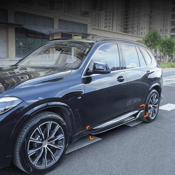 EXTERIOR ACCESSORIES SIDE SKIRTS PARTS FOR BMW X5