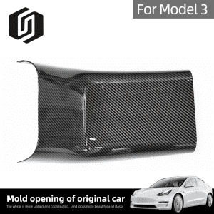Low MOQ for Honda Mats - Rear Anti Kick Board For Tesla Model 3 – Deao