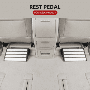 Rest Pedal For Tesla Model Y
