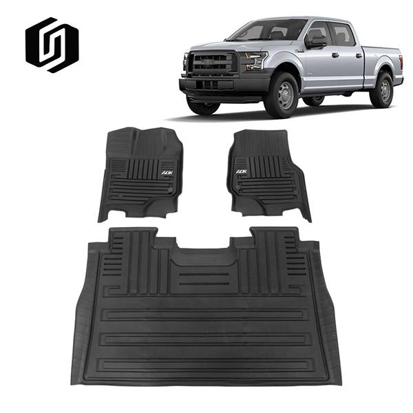 TPE CAR FLOOR MAT FOR  FORD F150 2015+