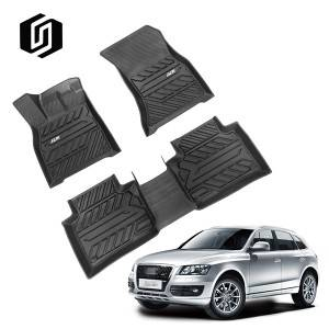TPE CAR FLOOR MAT FOR AUDI Q5 2018+
