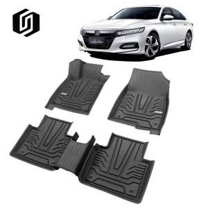 TPE CAR FLOOR MAT FOR HONDA ACCORD 2018+