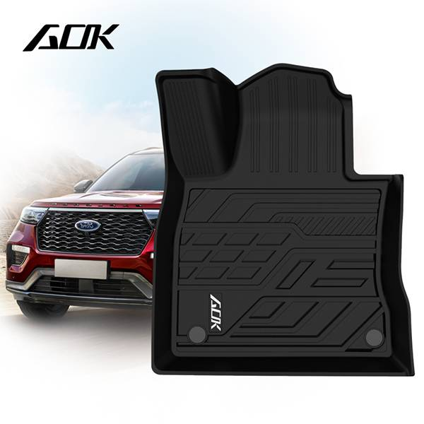 TPE CAR FLOOR MAT FOR FORD EXPLORER 2019+