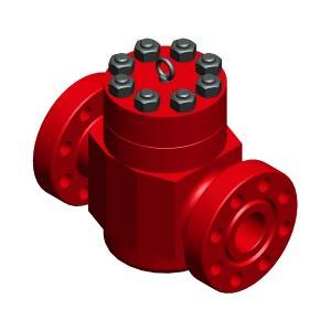 Good quality Oilfield Christmas Tree - DUAL PLATE CHECK VALVE – CEPAI