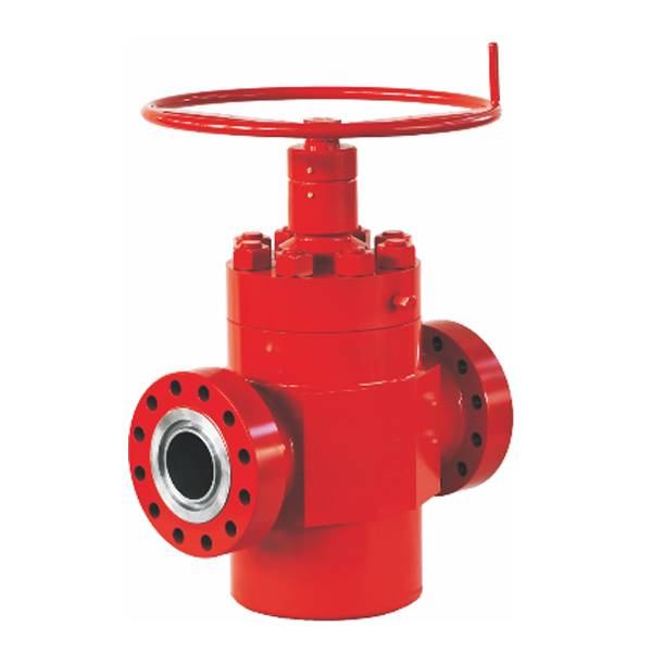 2020 China New Design 3 Full Port Ball Valve - Manual Gate Valve for API6A Standard – CEPAI detail pictures