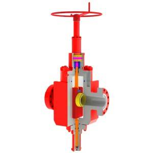 Fixed Competitive Price Wellhead Gas - BALL SCREW OPERATOR Gate Valve – CEPAI